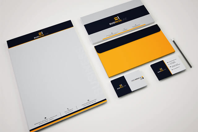 stationery design in pakistan