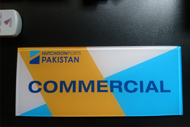 3D Signage Work Pakistan